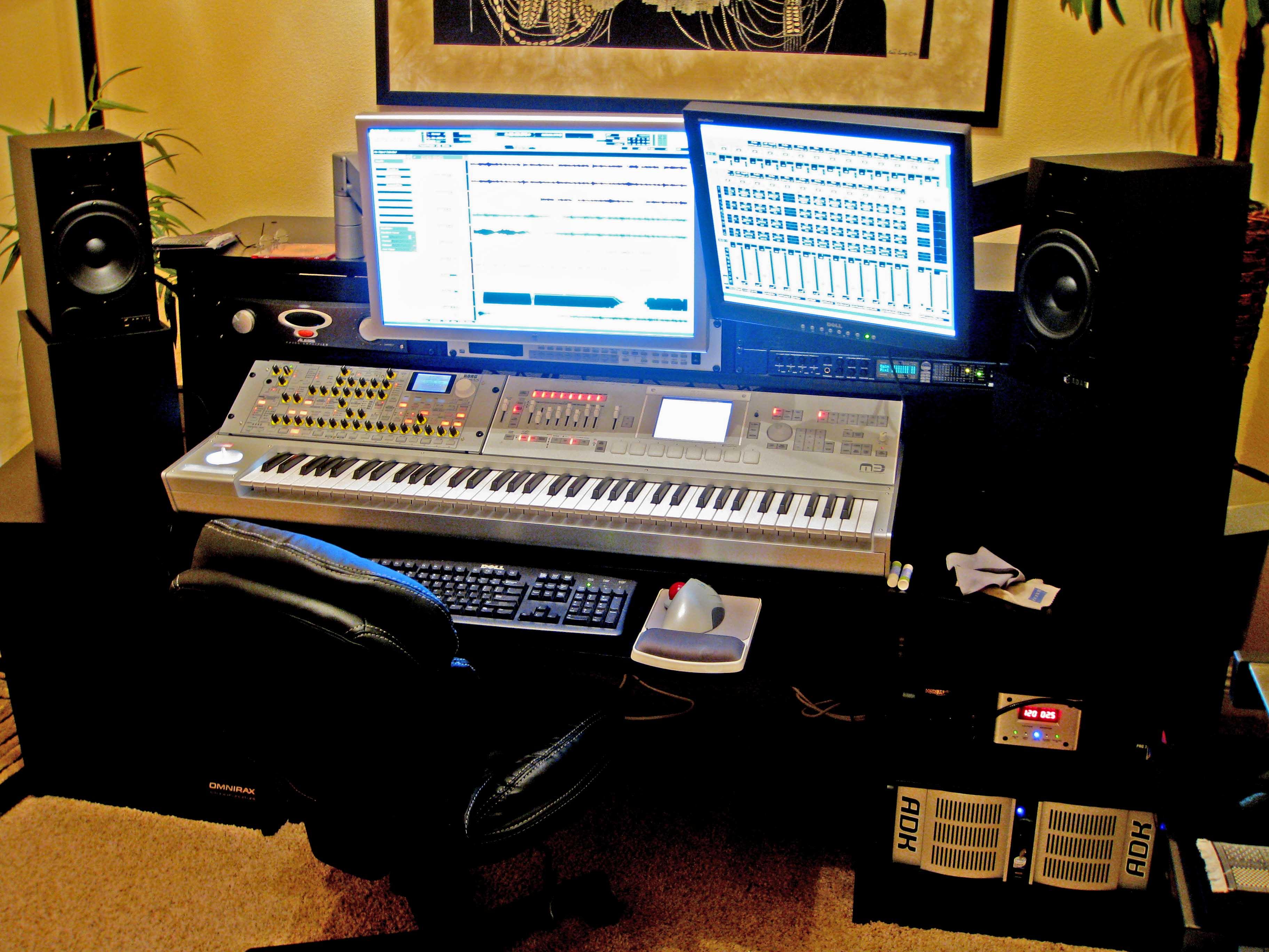 LiA's Music Studio