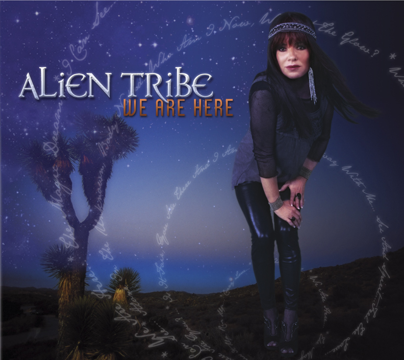Alien Tribe's First Album Mastered!