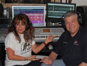 Lia Shapiro of ALiEn TRiBe interview on UK Radio