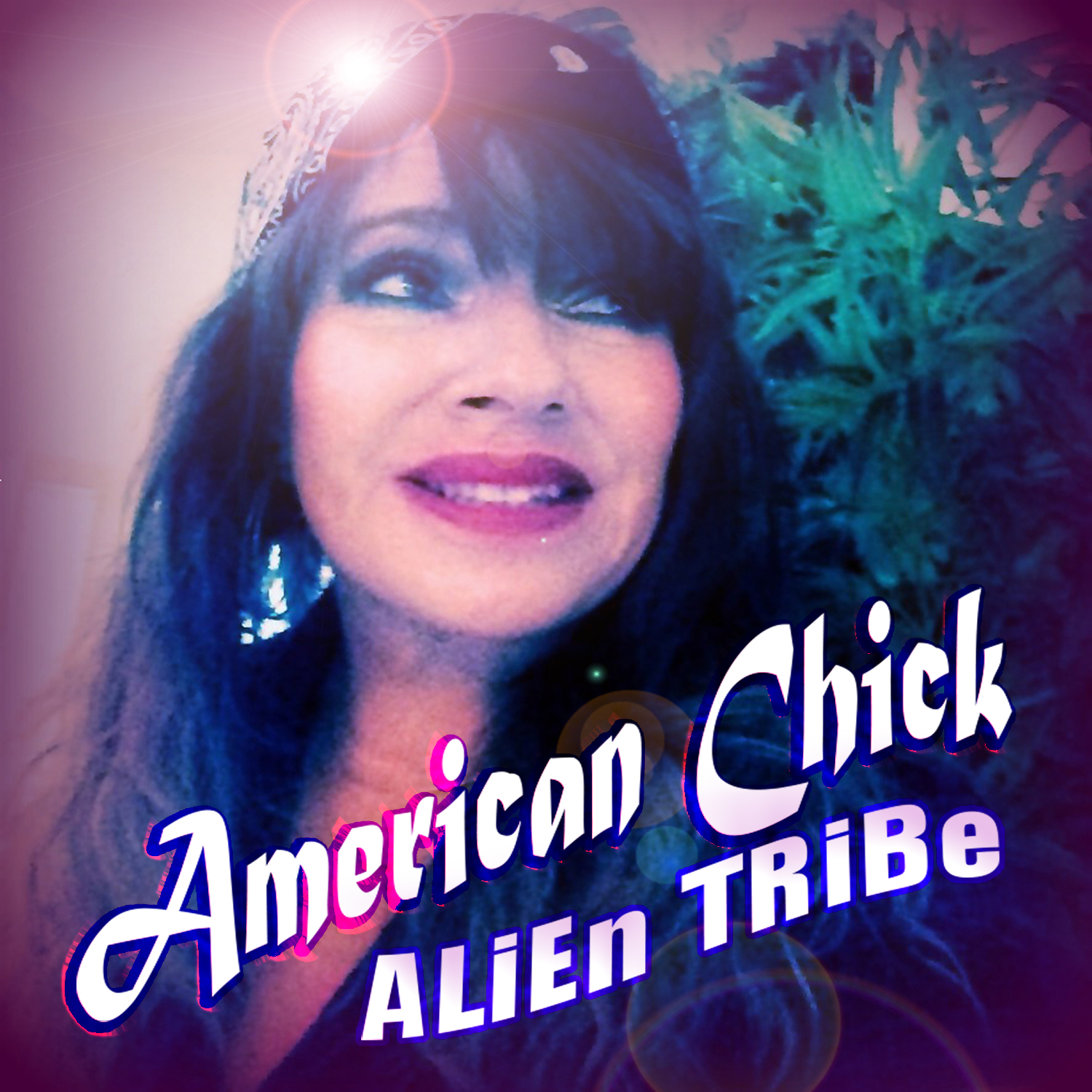 American Chick electronic music by Alien Tribe