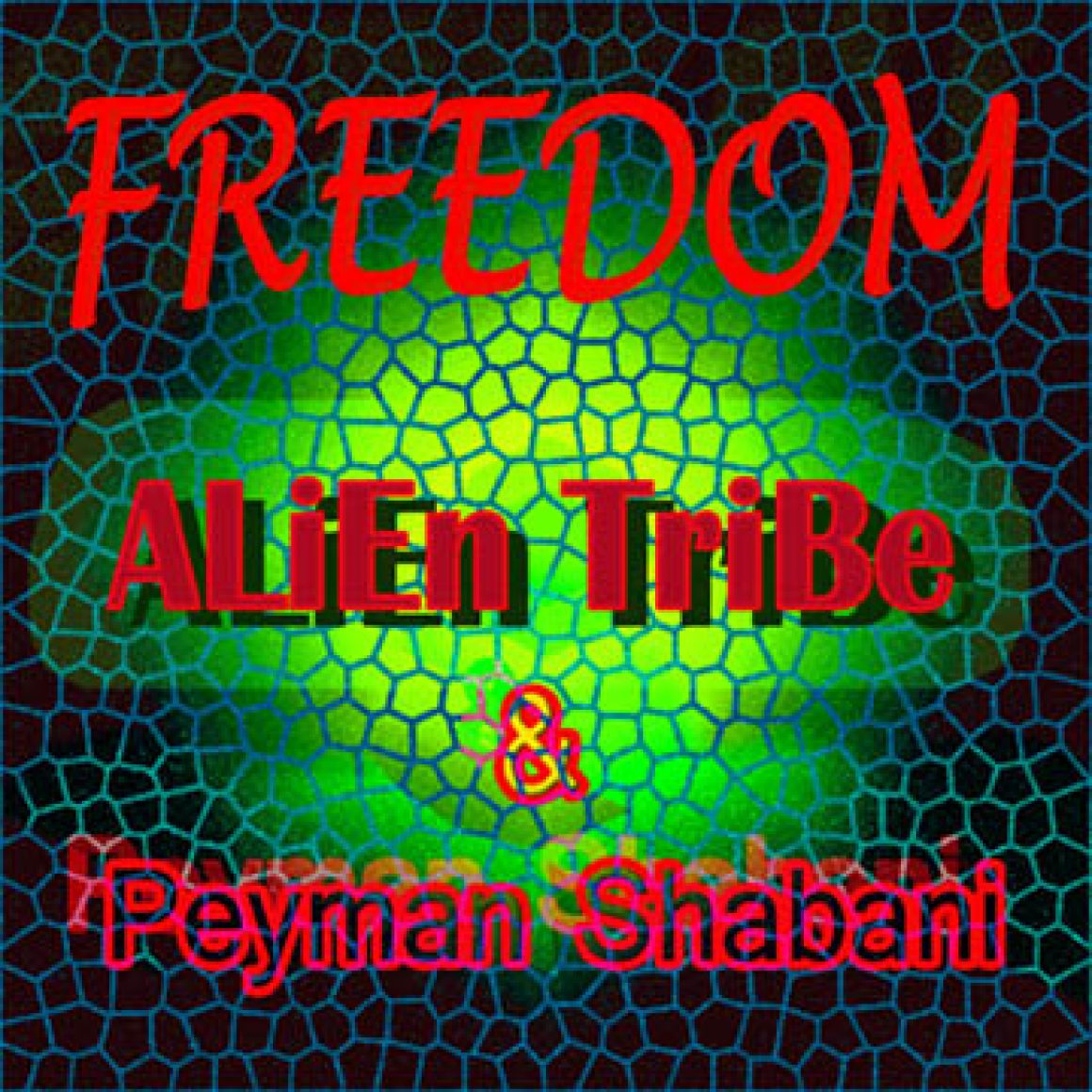 Freedom a song by Alien Tribe and Peyman Shbani