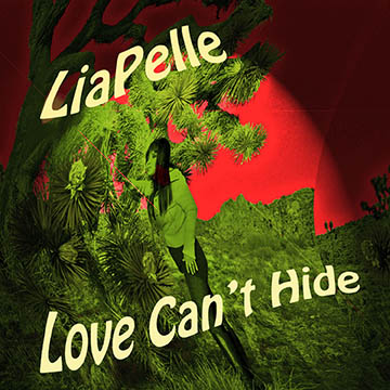 Love Can't Hide EP by LiaPelle