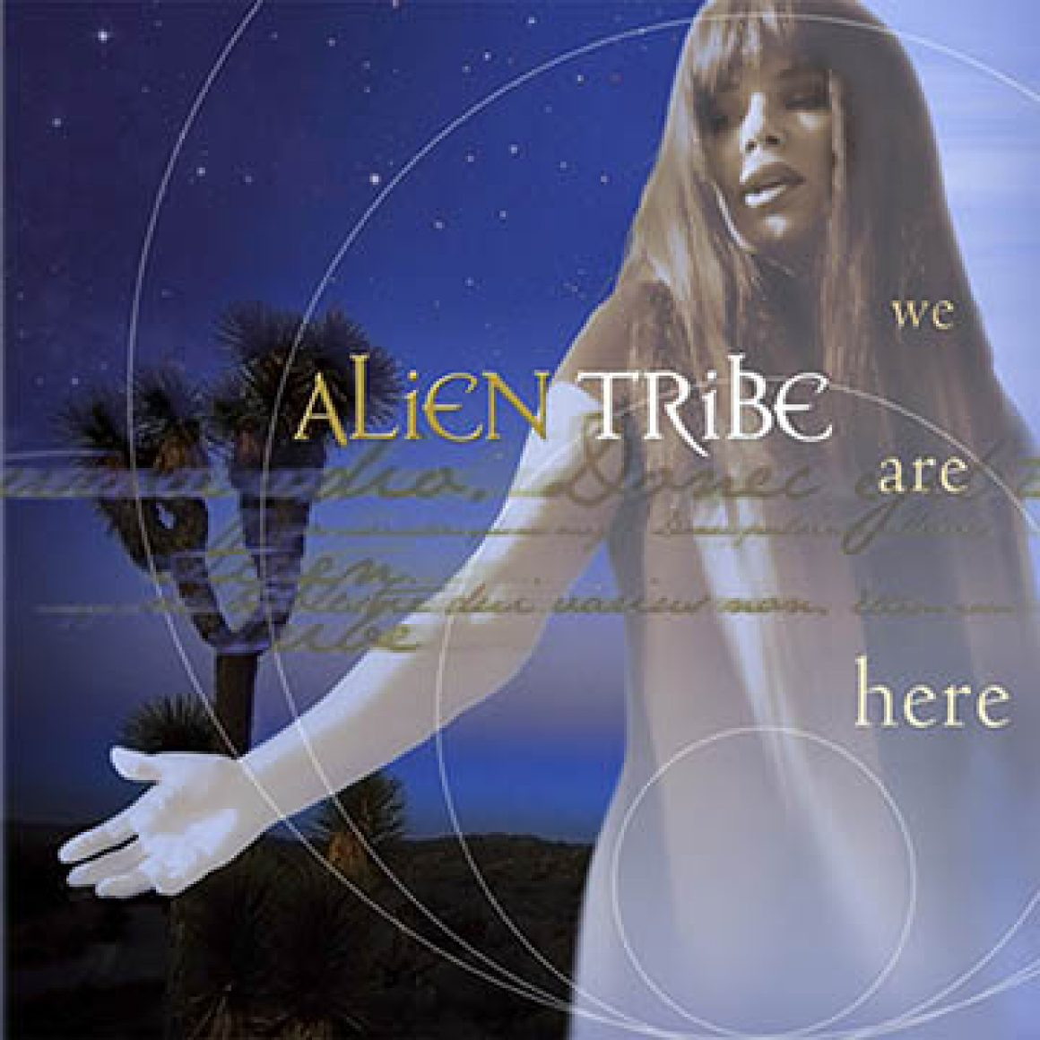 We Are Here electronic music by Alien Tribe