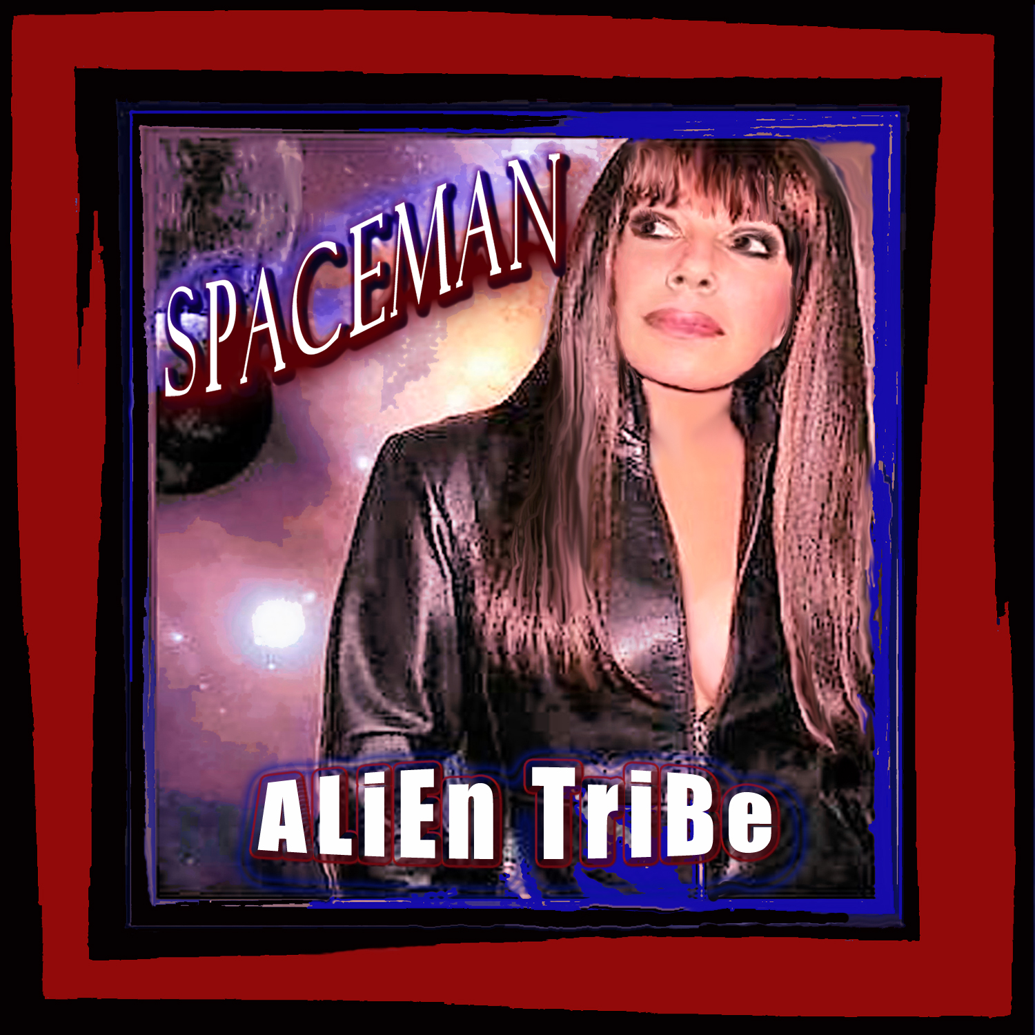 Spaceman electronic music by Alien Tribe 2021